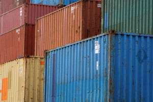 Container, Export, Logistik